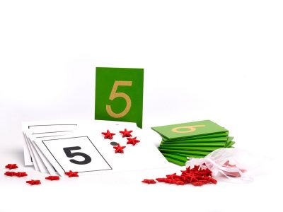 Numbers and Counters Activity Set