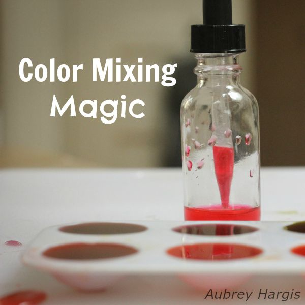 Color Mixing Magic