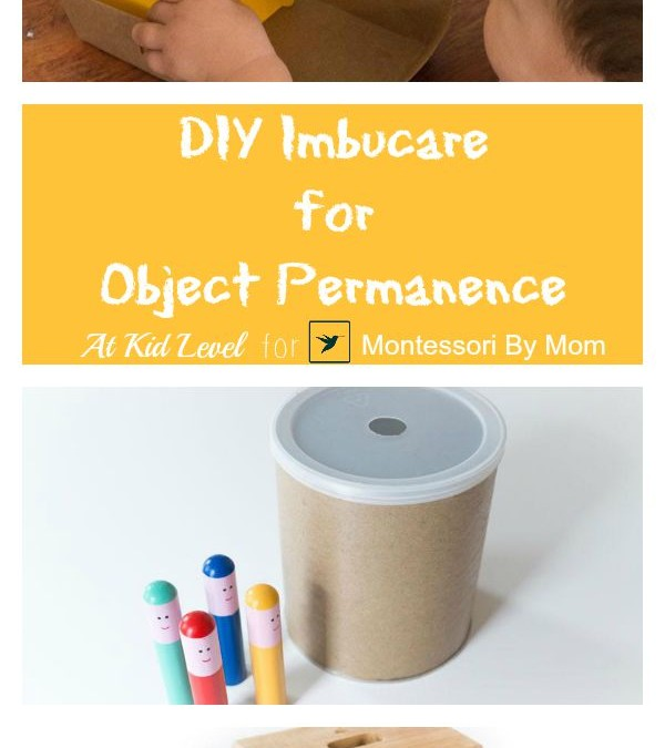 DIY Imbucare for Object Permanence